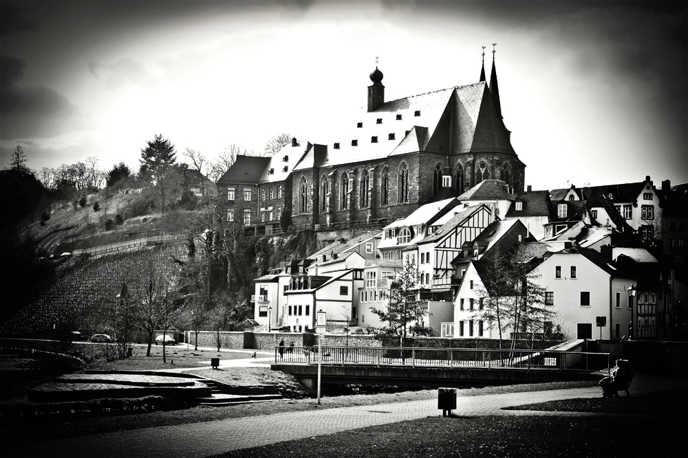 Schönes Saarburg