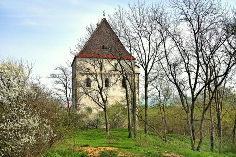 Schönes Sachsen Anhalt - Doppelkapelle Landsberg