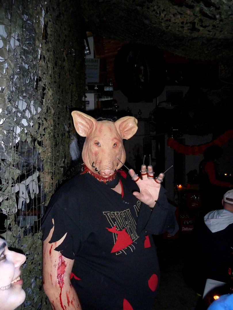 Schönes Schweinchen