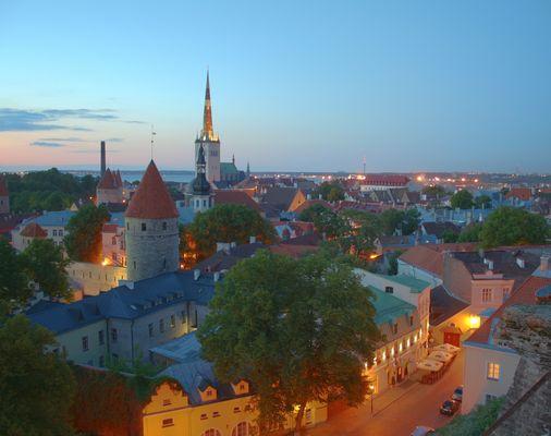 schönes Tallinn...
