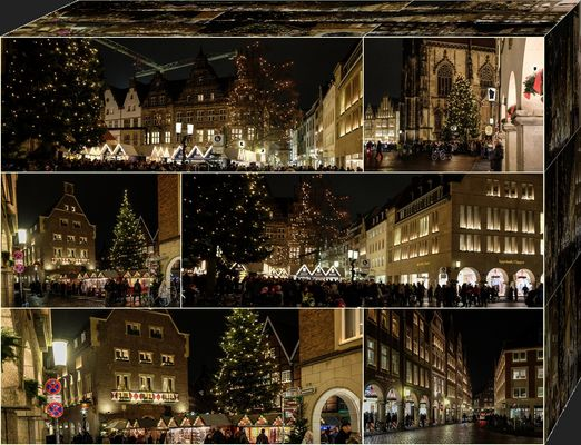 weihnachtsmarkt m nster fotos bilder auf fotocommunity. Black Bedroom Furniture Sets. Home Design Ideas