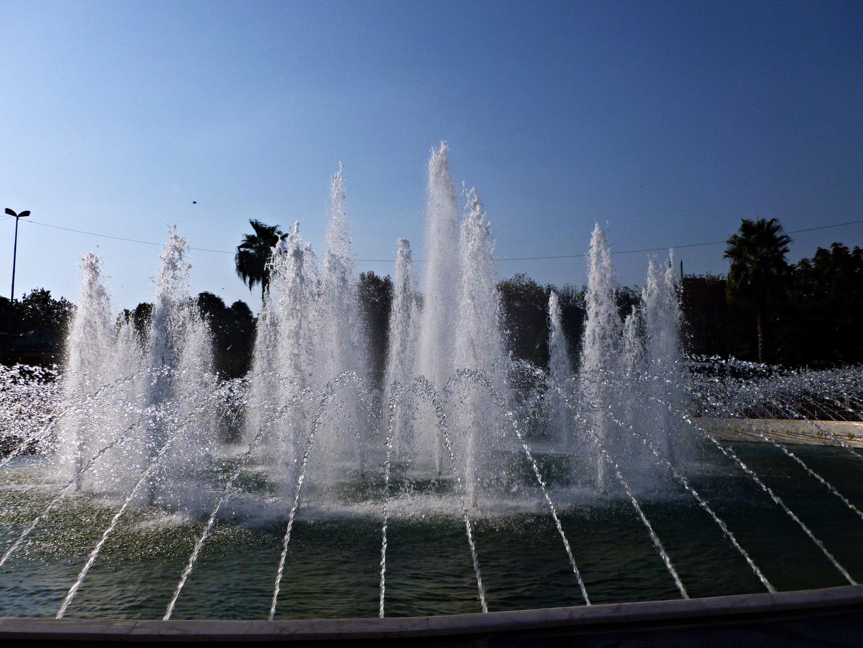 schönes Wasser
