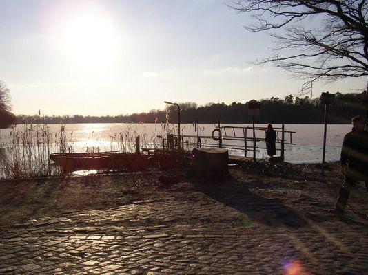 Schönes Wetter im Januar