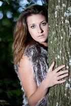 Schönheit im Wald