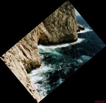 schönste Grotte Sardiniens