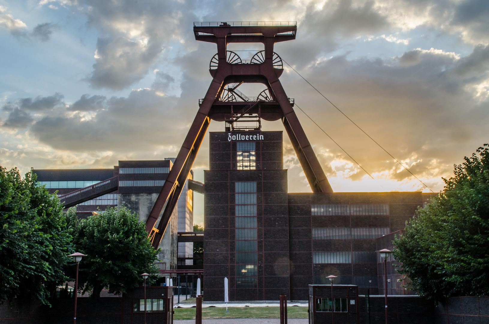 Schönste Zeche der Welt Zollverein