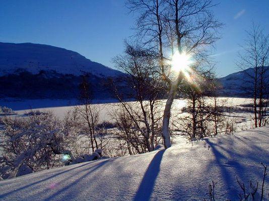 Schönster und Kältester Tag in Norwegen