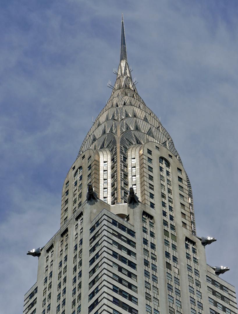 ... schönster Wolkenkratzer in NYC