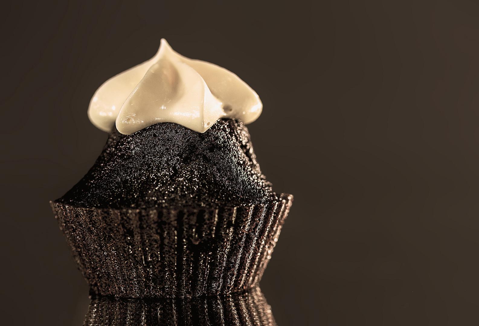 Schoko-Eierlikör-Cupcake