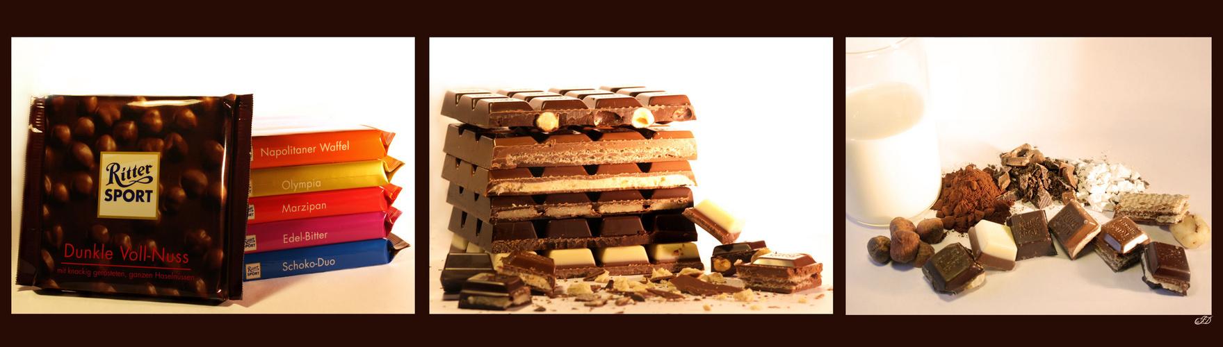 schokolade :)