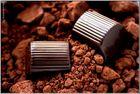 . Schokolade ist ein Grundnahrungsmittel .