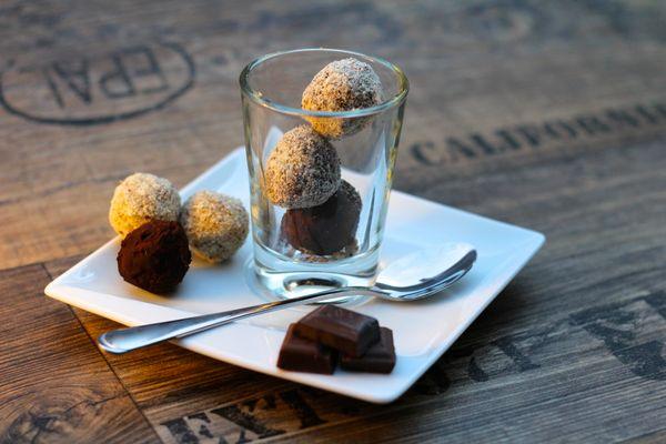 Schokoladen-Trüffel