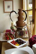 Schokoladenbrunnen