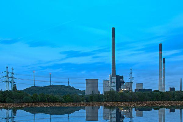 Scholven Kraftwerk Gelsenkirchen