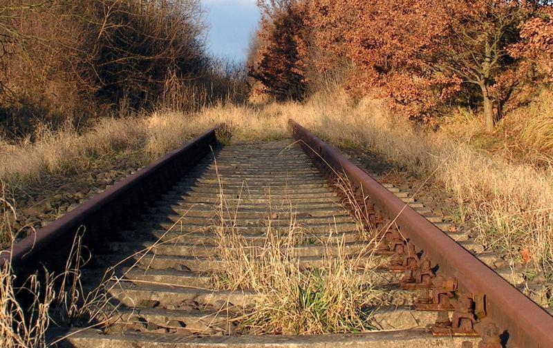 schon lange fährt kein Zug mehr