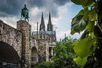 Schon tausendmal gesehen......... Der Kölner Dom