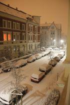 Schon wieder Schnee