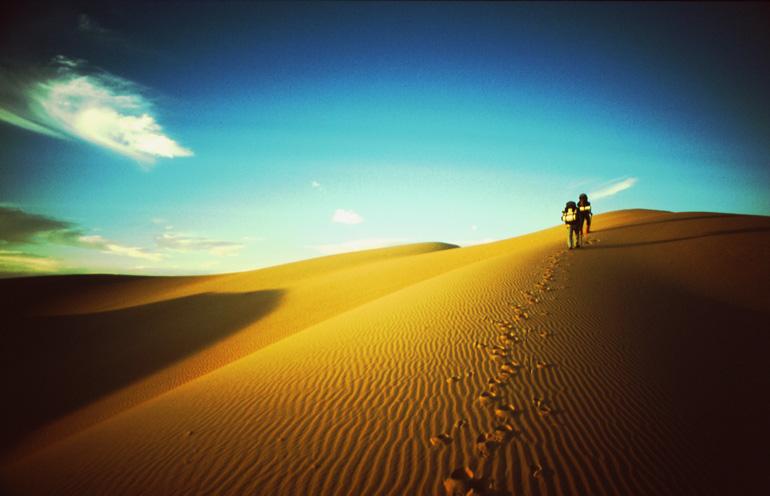 schon wieder wüste