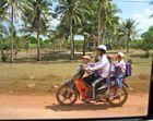 School Bus to Duong Dong Phú Quoc Island Vietnam