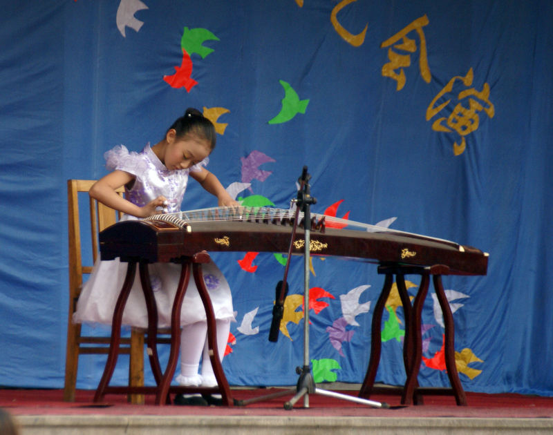 School festival in Shouguang 2