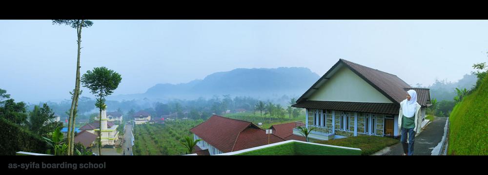 school on village