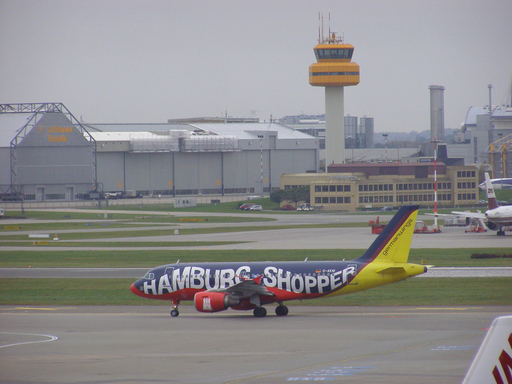Schopper in Hamburg