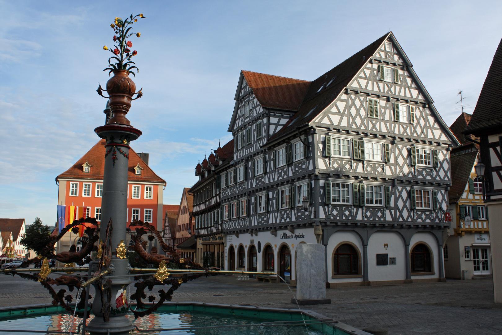 Schorndorf Marktplatz