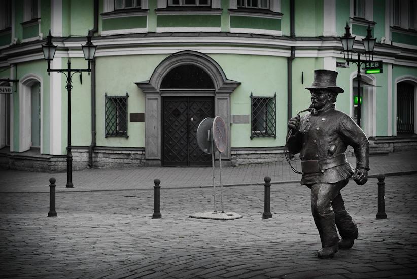 Schornsteinfeger in Tallinn