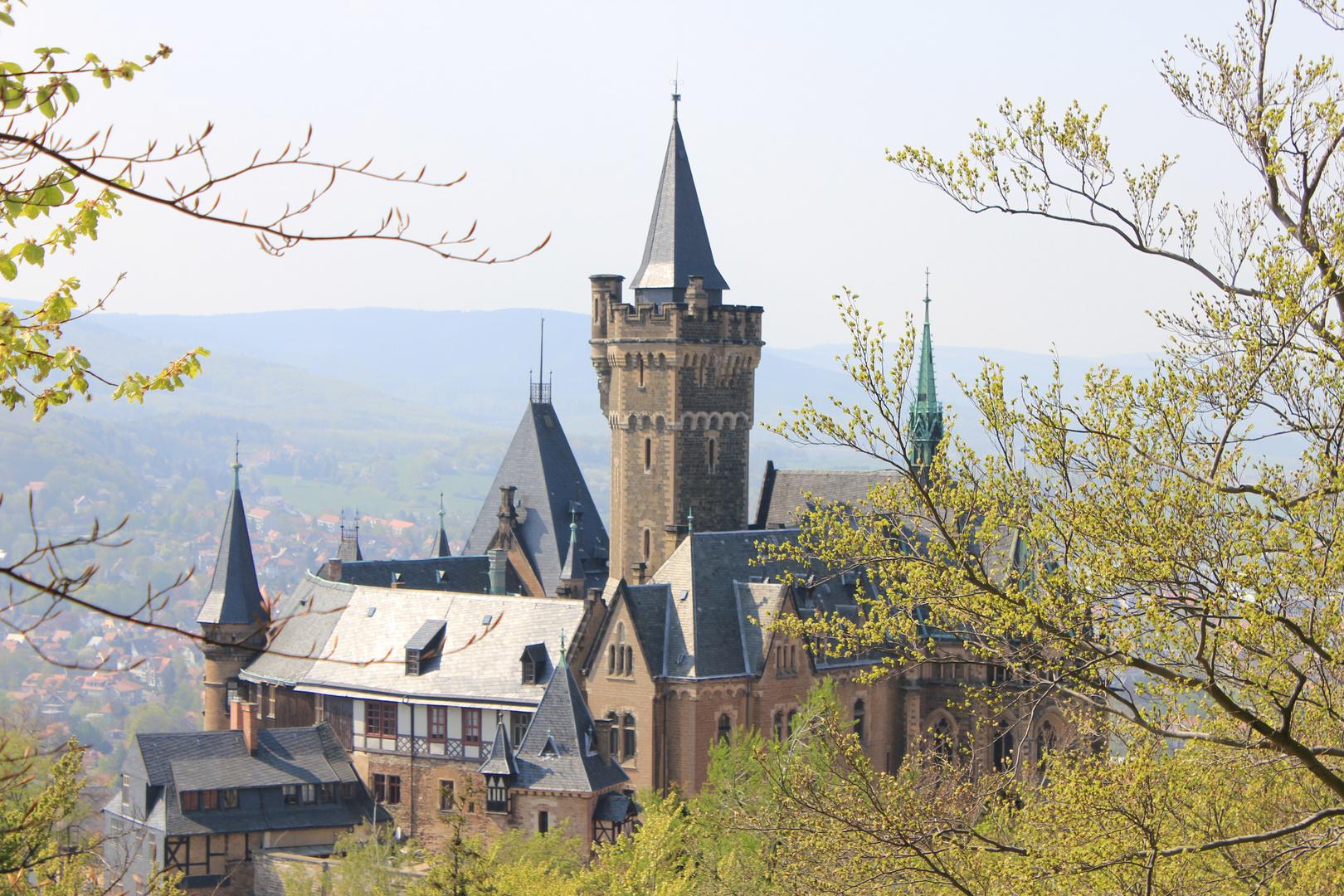 Schoss von Werningerode