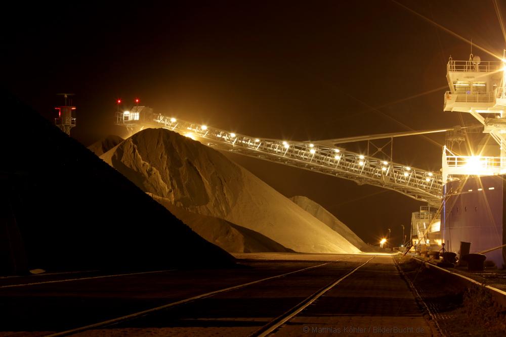 Schotter für Kiel ... 2