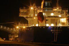 Schotter für Kiel
