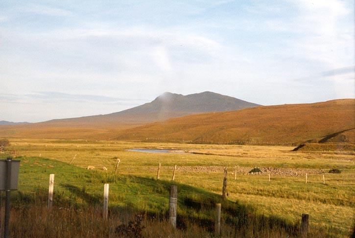 Schottische Landschaft1