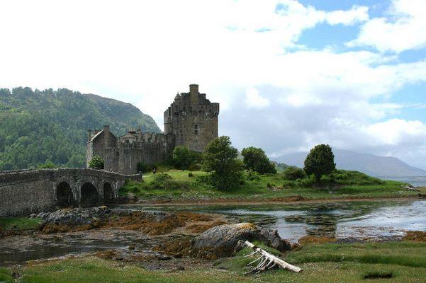 schottische Schlösser 1