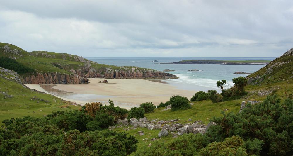 schottischer Strand