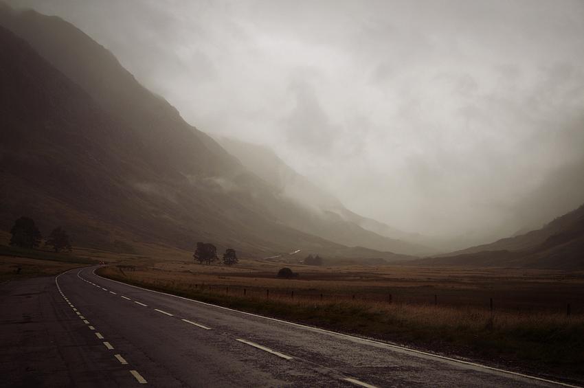 .: schottisches Wetter :.