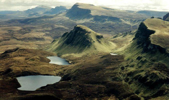Schottland anno 1996