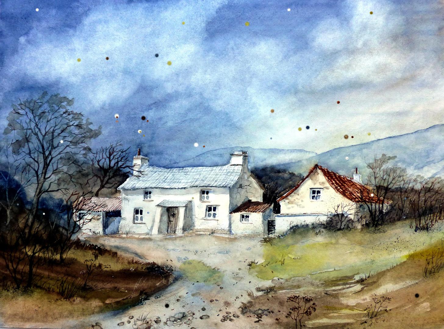 Schottland: Cappele Cottage