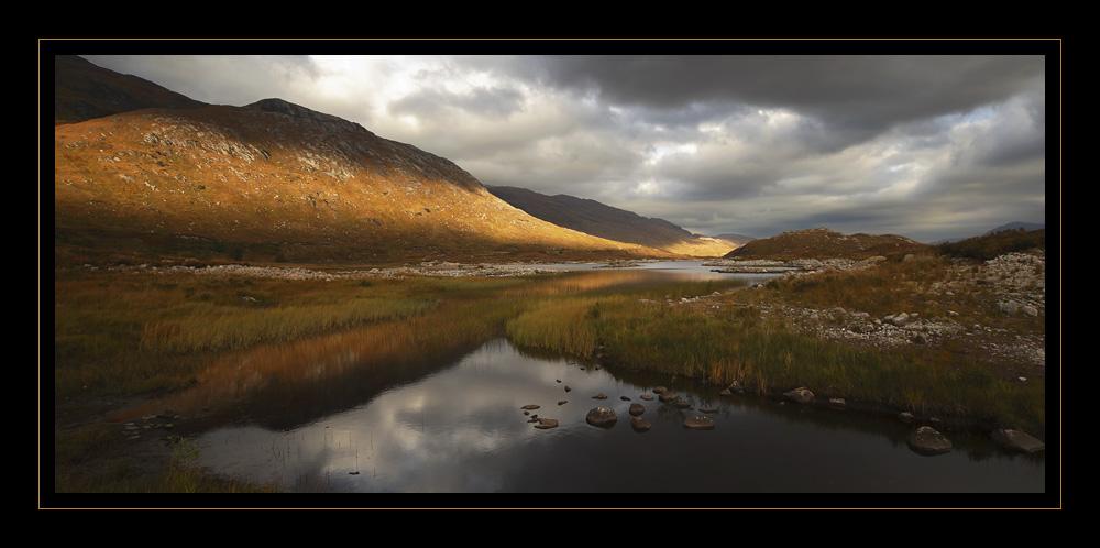 Schottland Hochland #27b (mehr Kontrast)