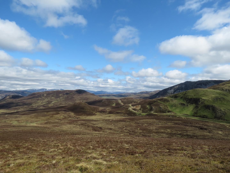 Schottland im Mai