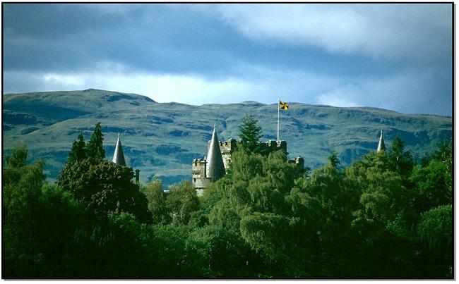 Schottland - Inverary Castle