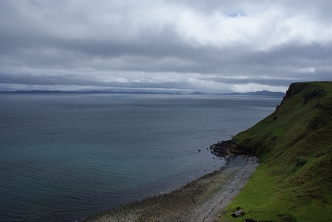 Schottland, Isle of skye
