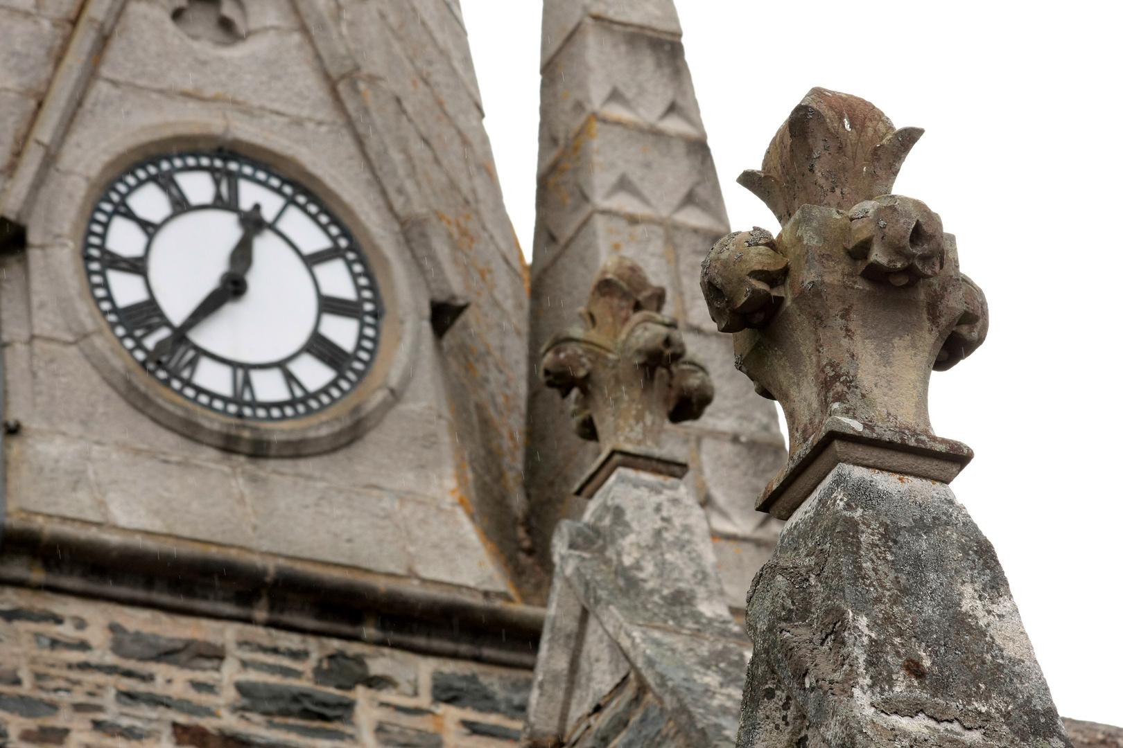 Schottland Kirchendetail