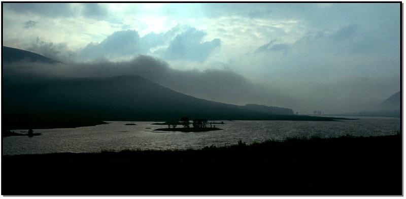 Schottland - kurz vor Ullapool