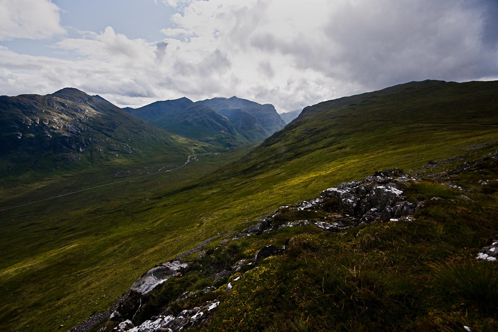 Schottland L - Glen Coe