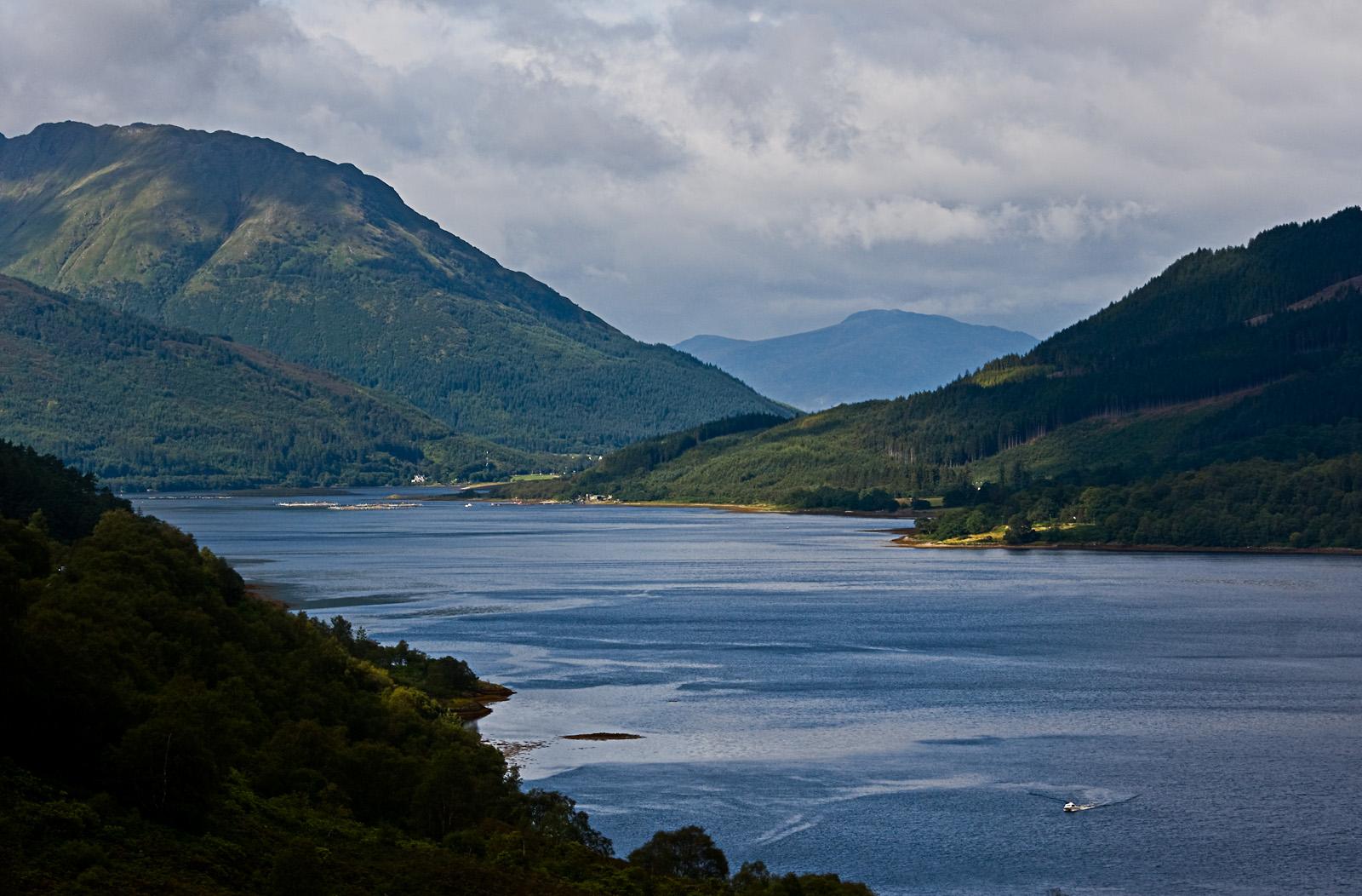 Schottland XXIX - Loch Leven