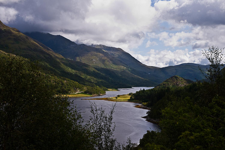 Schottland XXXI - Loch Leven