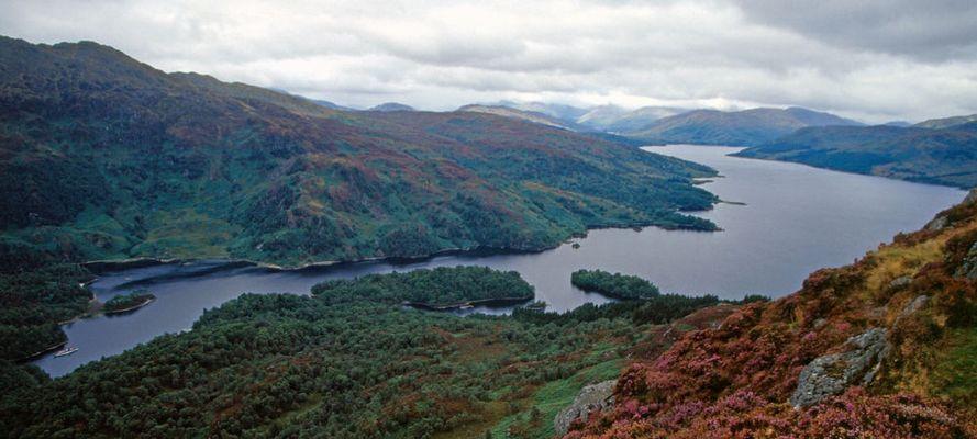 Schottlands Seen