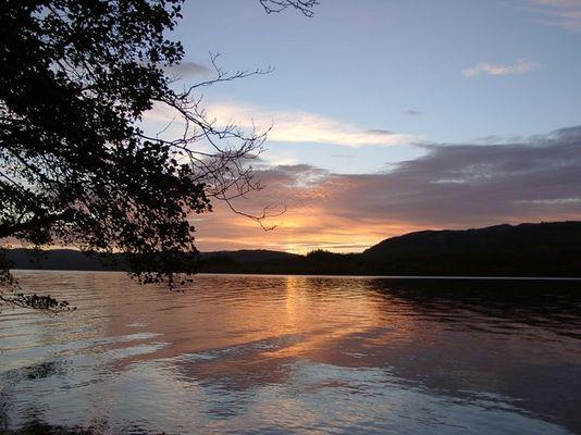 Schottlands Sonnenuntergänge 03