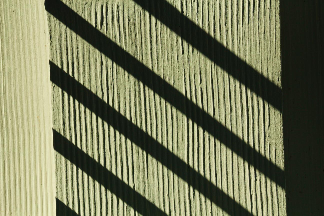 Schräge Schatten