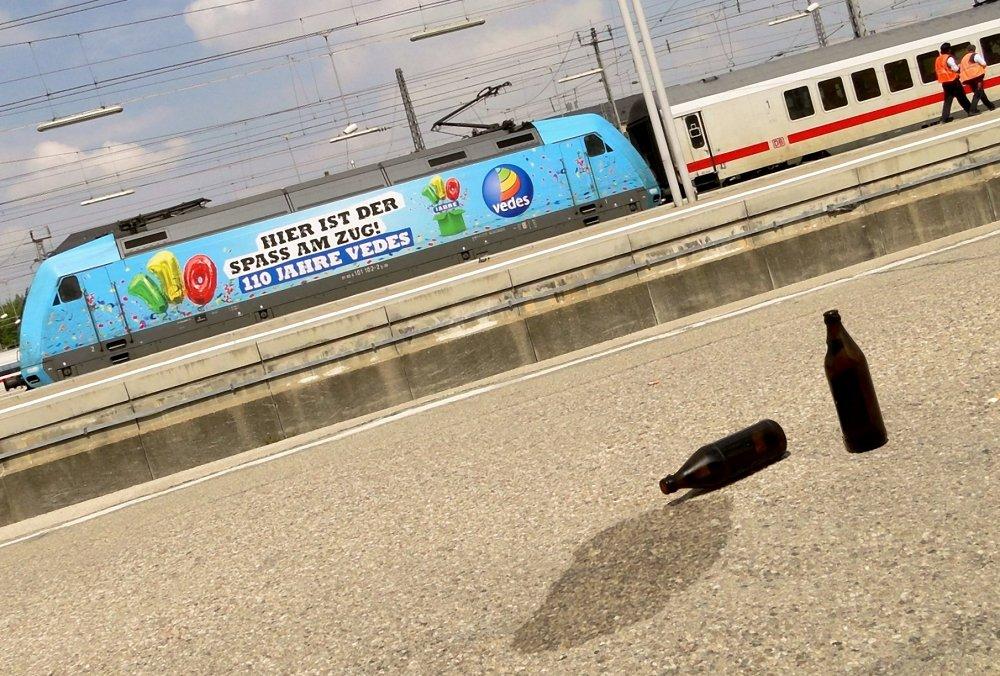 Schräger Spass & Bahn & Alk / Gedreht